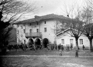Gabiriako eskolak 1914an